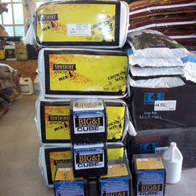 agricultural supplies - sunshine