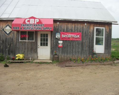 cbp feed and agricultural supplies-farmers market-sidney michigan