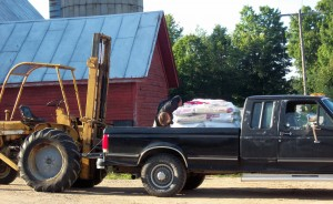 cbp feed and agricultural supplies truck-sidney michigan farmers market